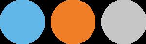 Qtech Logo 3 dots