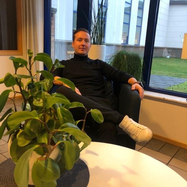 Joachim Tapio markanadansvarig på Qtech
