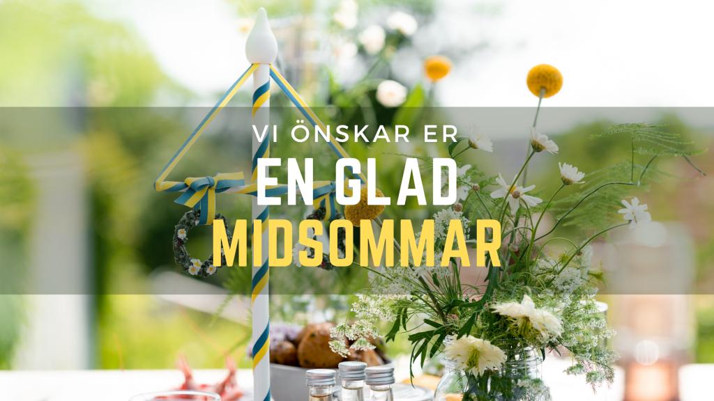 Glad Midsommar Qtech